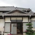 瓦(屋根)修理前の様子②