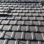 雨漏り修理・屋根補修工事・平板瓦修理